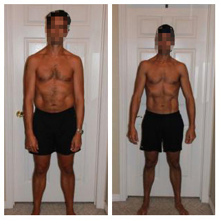 The Brick Gym Body Transformation Results
