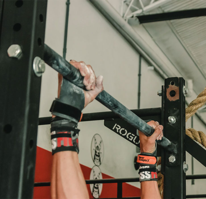 The Brick Gym CrossFit Class