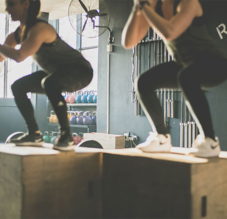 The Brick Gym Endurance Class