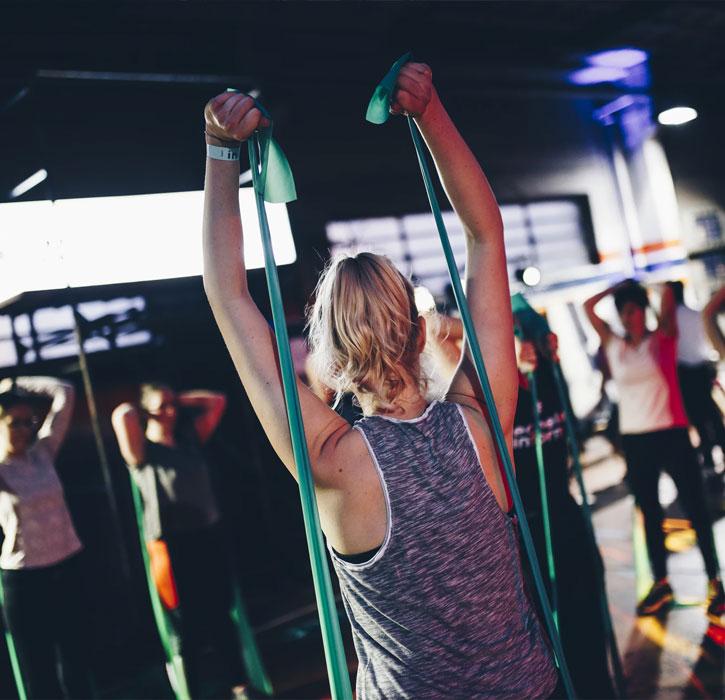 The Brick Gym PEAK Fitness Class