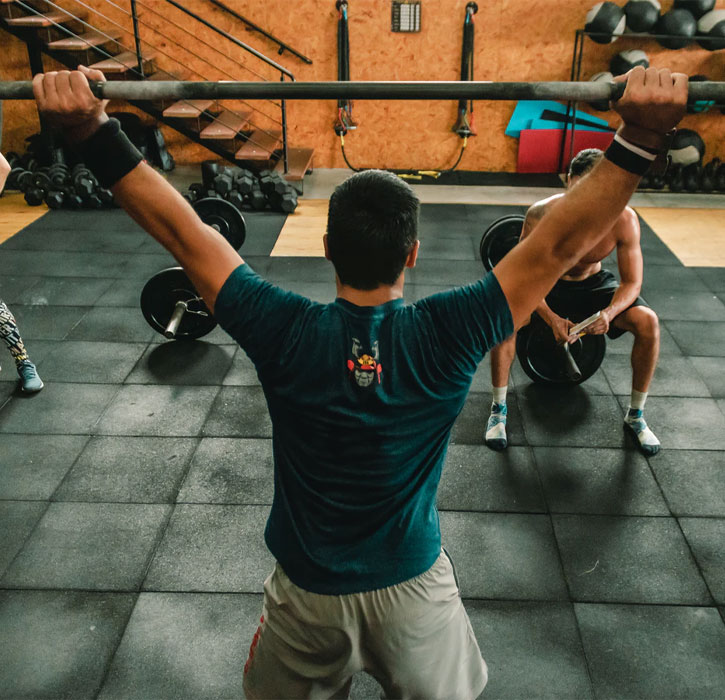 The Brick Gym Personal Training Class